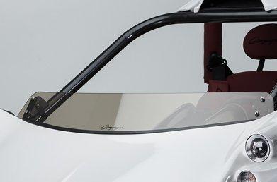 T-REX 16SP windshield characteristics