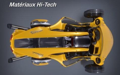 T-REX16S-characteristics-Materiaux-Hi-Tech
